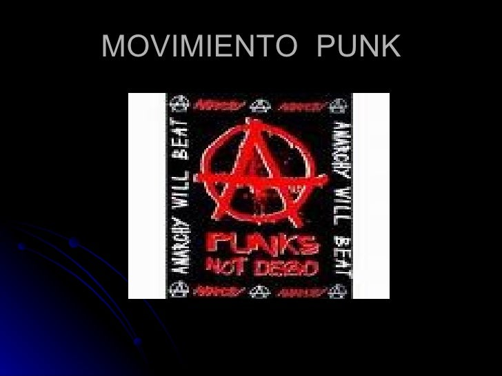 Movimiento  Punk