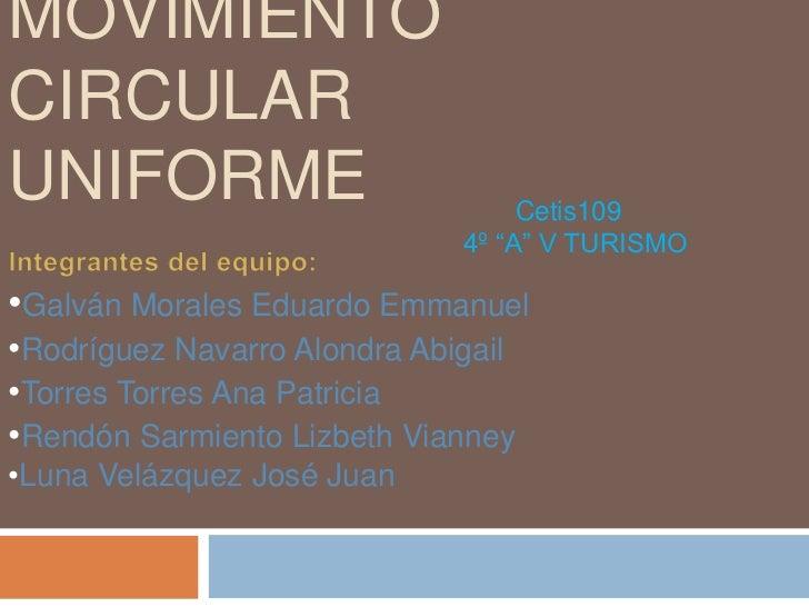 Movimiento circular      uniforme (1)