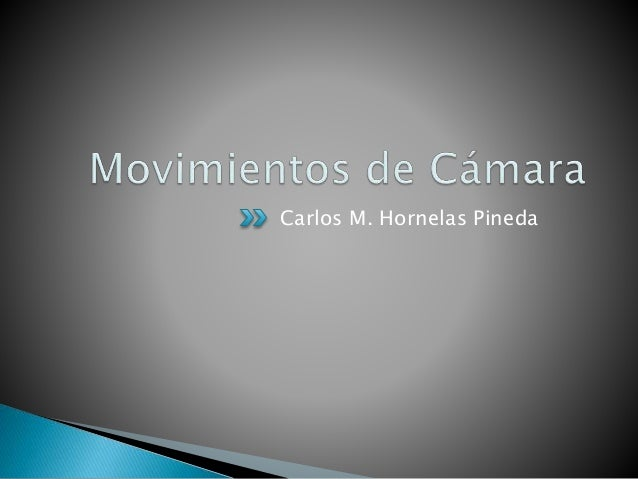 Carlos M. Hornelas Pineda