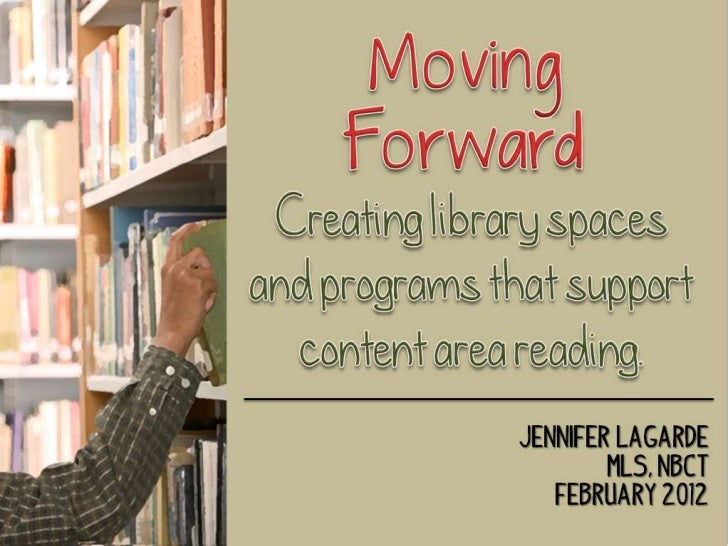 Moving forward   school libraries & expository text