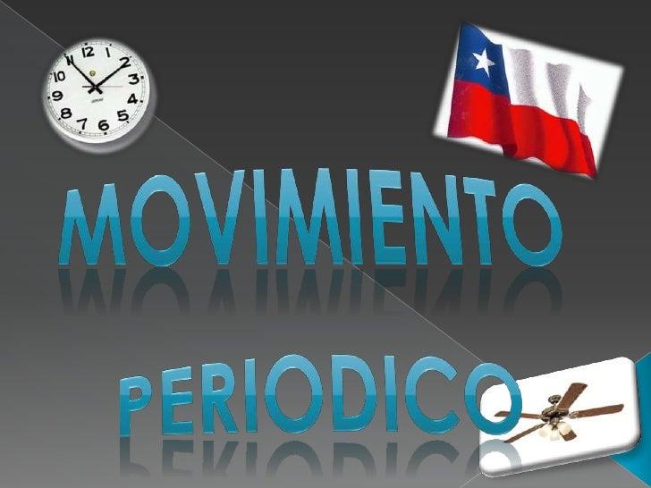 MOVIMIENTO<br />Periodico<br />