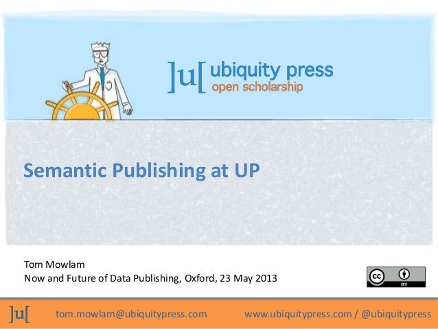 Mowlam-semantic publishing-up-nfdp13