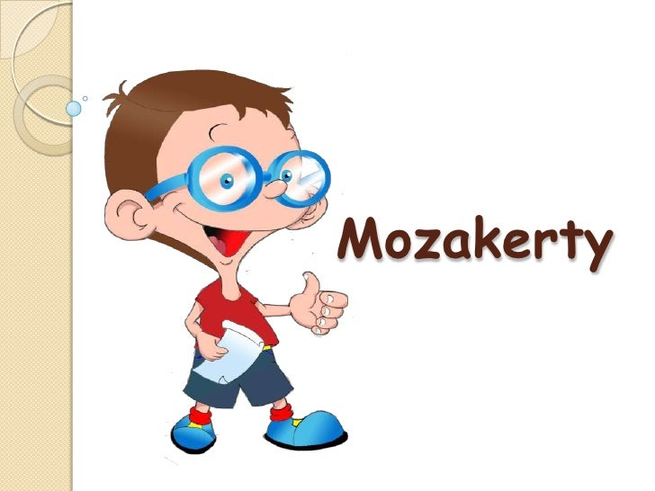 Mozakerty