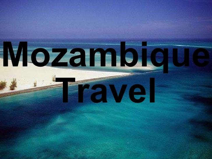 Mozambique Travel