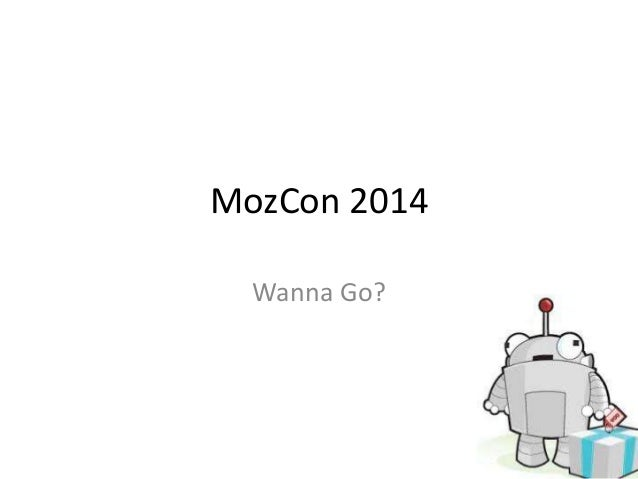 Gamifying MozCon: The Battle for Seattle 2014