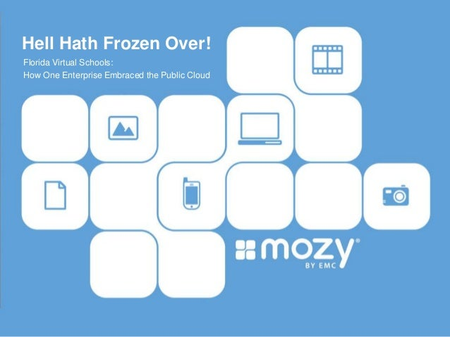Mozy FLVS Presentation - Gartner IT Expo