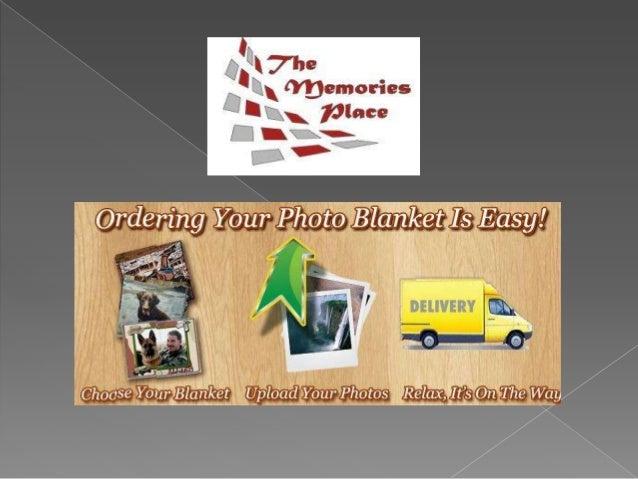 Memorial Blankets – A Wonderful Sympathy Gift