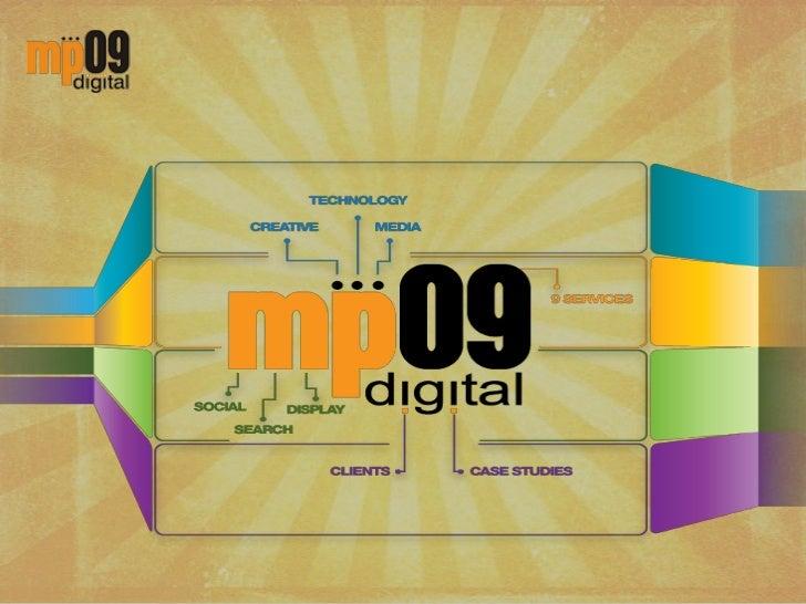 Mp09 digital services
