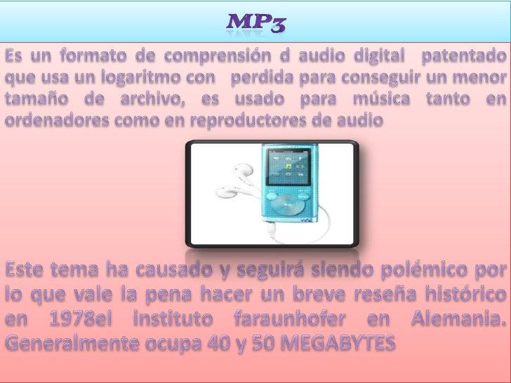 Mp3 tarea n 6
