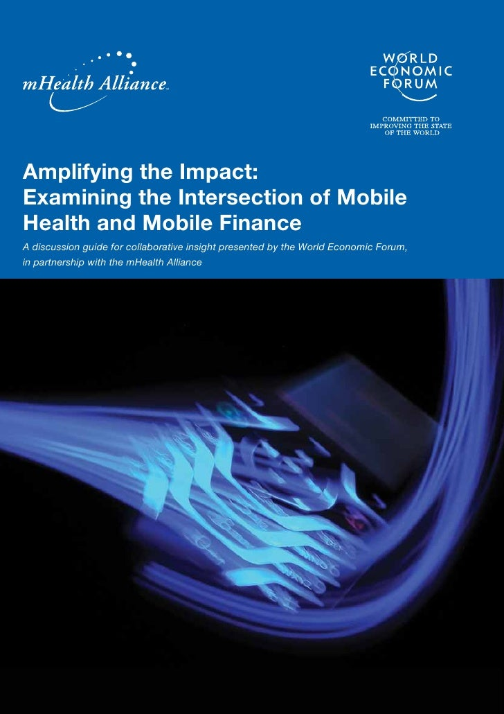 Amplifying the Impact: Examining the Intersection of Mobile Health and Mobile Finance