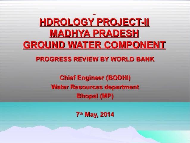 Mp ground water