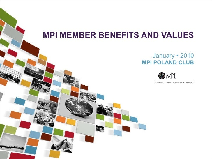 Mpi membership presentation dec 2009 general