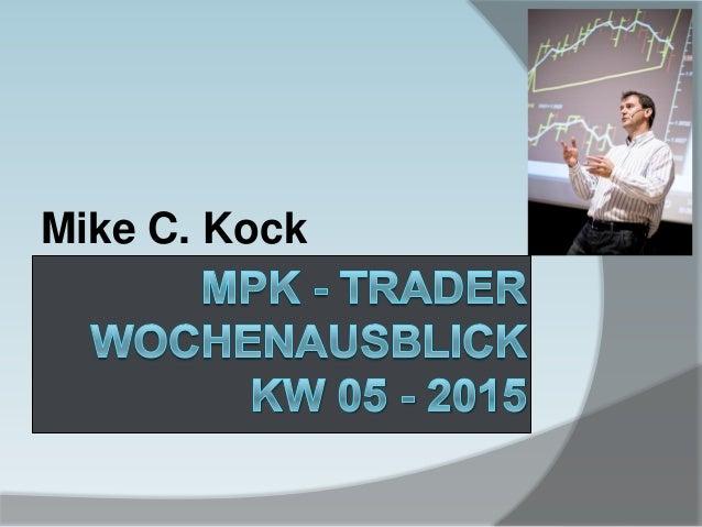 Mike C. Kock