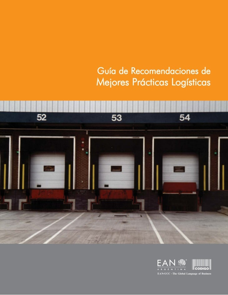 Guía de Recomendaciones deMejores Prácticas Logísticas