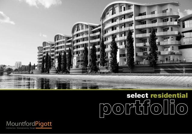 Mountford Pigott LLP Residential Portfolio 2013