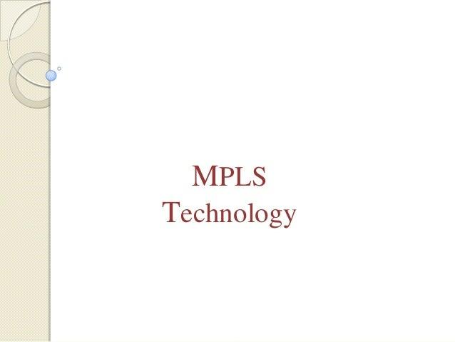 MPLSTechnology