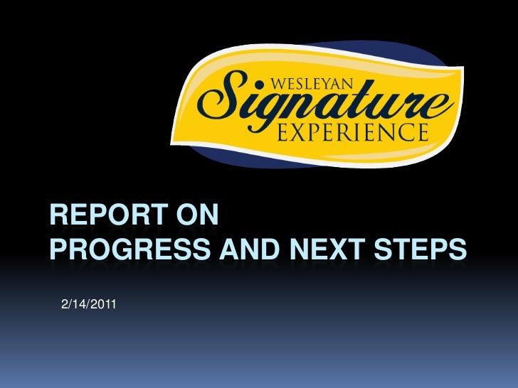 TXWes Signature experience_update_2_11
