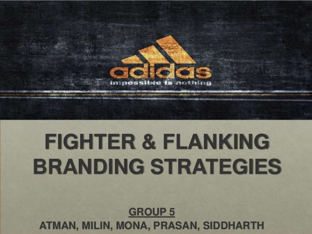 Marketing Portfolio - Flanking & Fighter Strategies