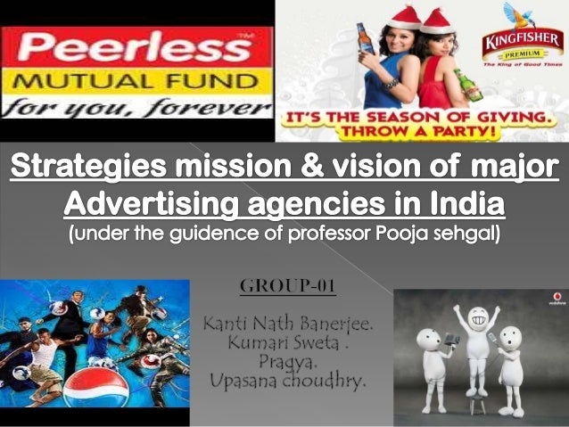 Presentation On Indian Advertising agencies.