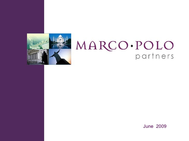 Marco Polo Partners