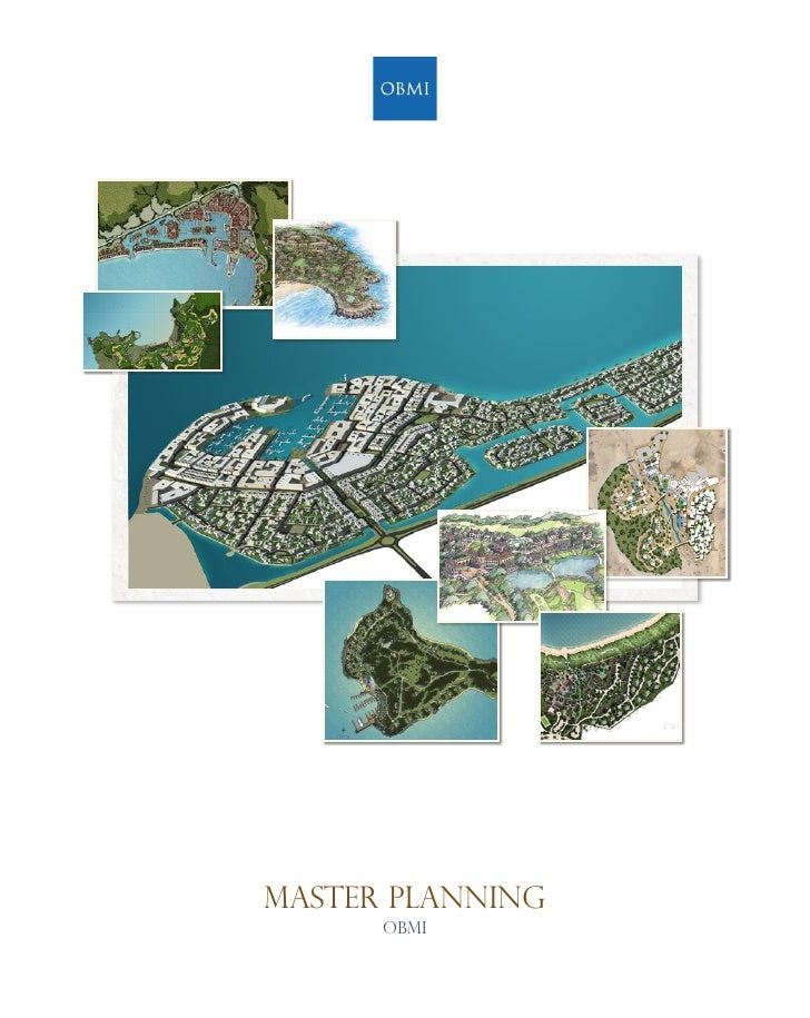 Master Planning Projects