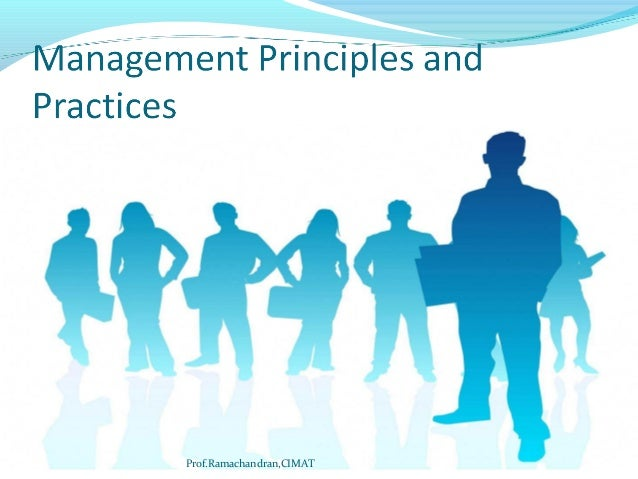 principle and practices of management These beliefs, combined with ibm management principles, express the goals we   potential hazards and safety education of subordinates in work practices and.