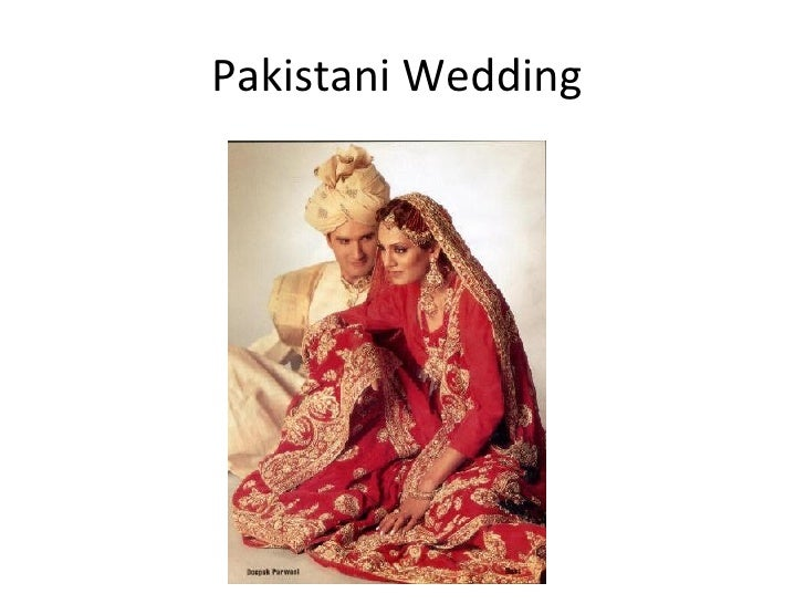 Pakistan dating customs