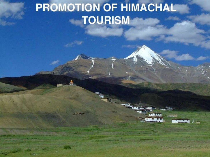 Promotion of Himachal Tourism