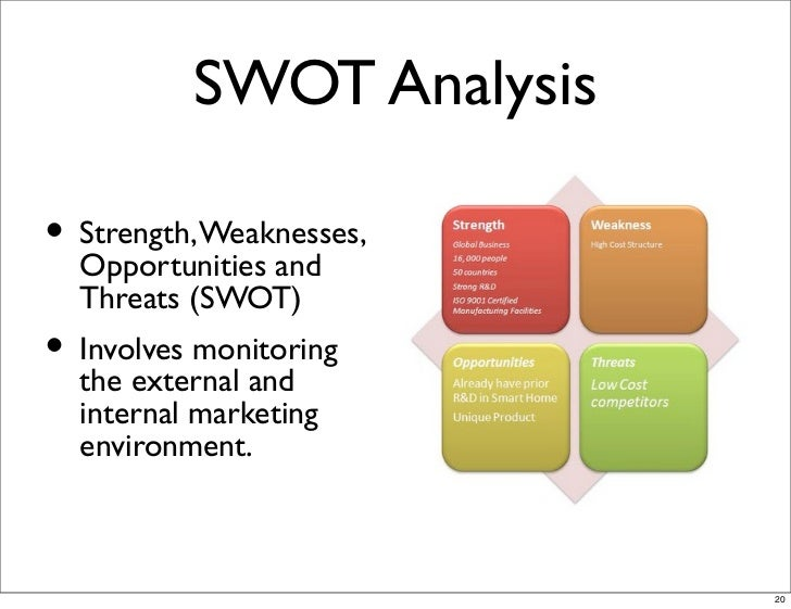 cookies swot analysis