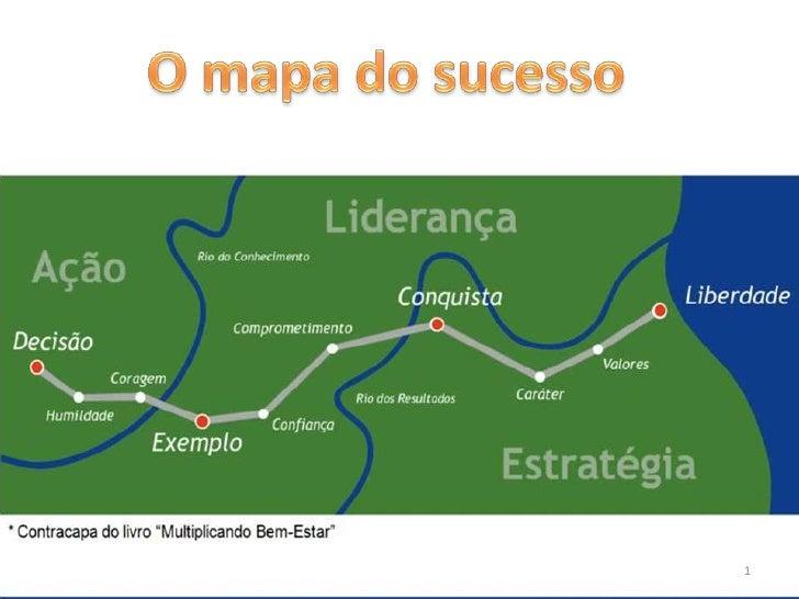O mapa do sucesso<br />1<br />
