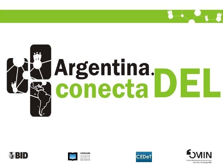 La 'capacitación en territorio' reflexiones a partir de la experiencia de ConectaDEL Argentina