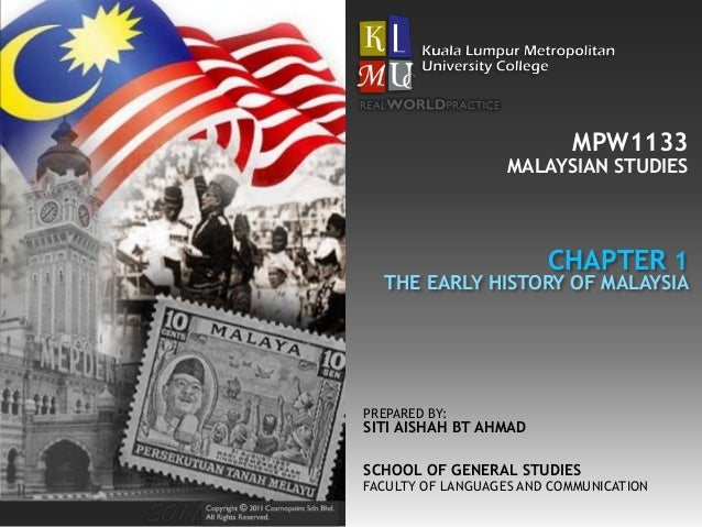 (PDF) Malaysian Studies – Revision Notes | steven leo ...