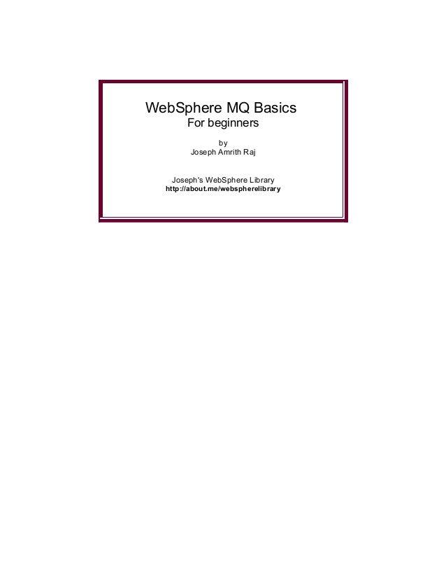 WebSphere MQ tutorial