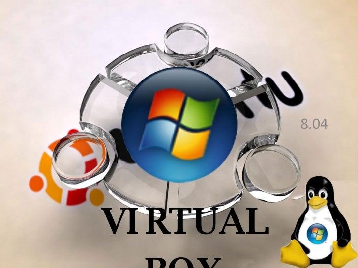 MáQuina Virtual Ubuntu 8.04