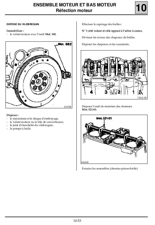 couple serrage volant moteur 307. Black Bedroom Furniture Sets. Home Design Ideas
