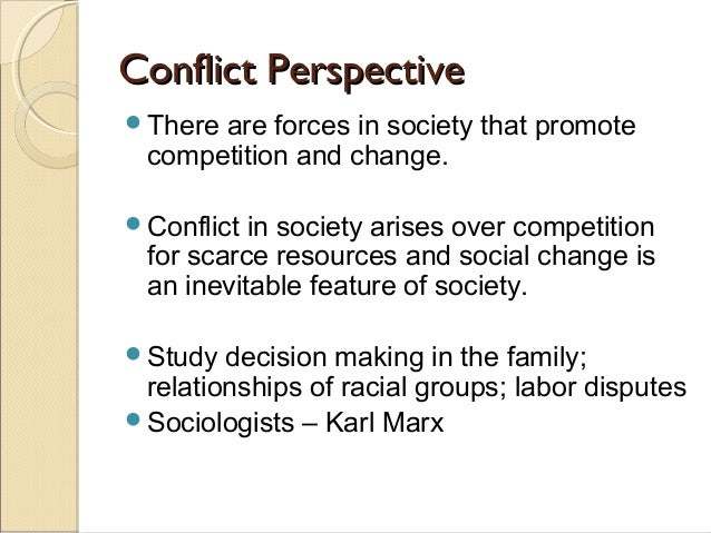 social conflict theory apply to abortion Proxemics: the application of theory to conflict demonstrators at boulder abortion clinic in boulder more than most social protest movements.