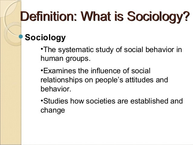 an explanation of criminal behavior from a sociological perspective In the sociological perspective on deviance how labeling theory can help us understand bias and criminal behavior definition of social order in sociology.