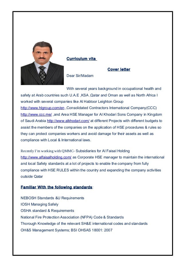 cover letter for hse cv pictures to pin on pinterest