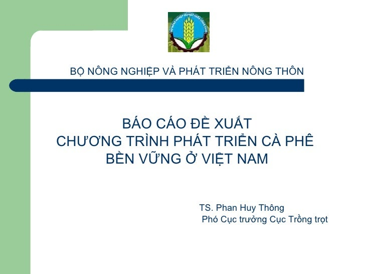 Mr. Thong Presentation Vn 2009