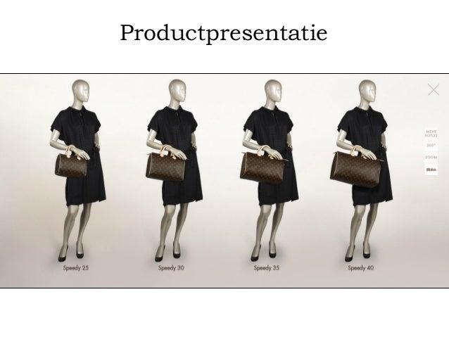 Productpresentatie