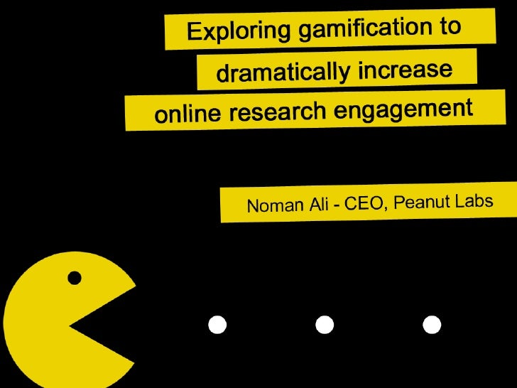 Presentation by Noman Ali