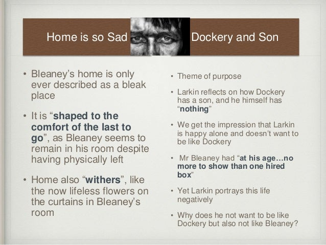mr bleaney analysis International house la spezia & sarzana mr bleaney philip larkin 1 make a brief prose summary of the poem the speaker, who may be.