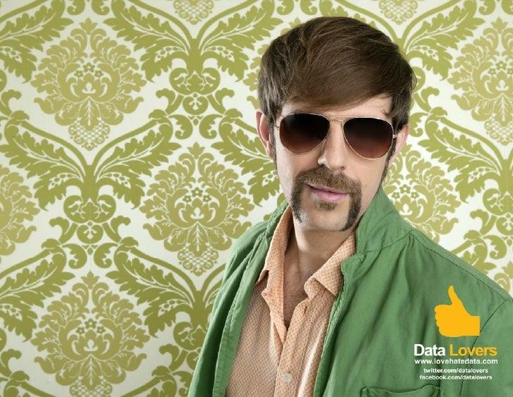 Mr. Cool loves data. Do you?