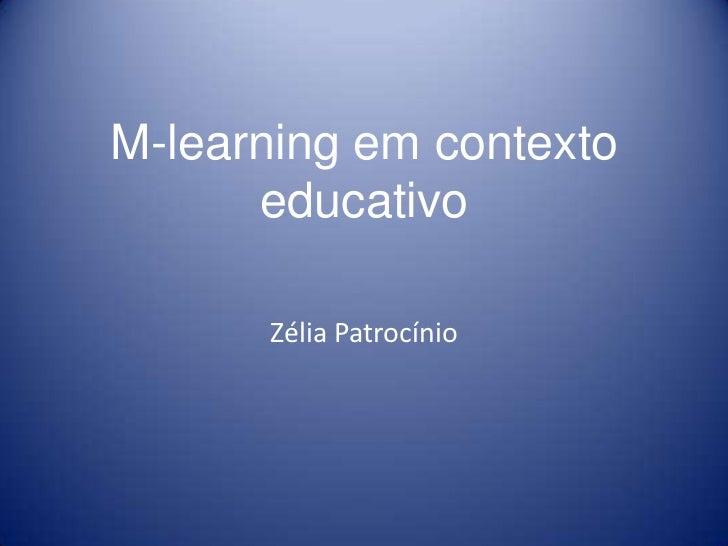 Mrel m learning