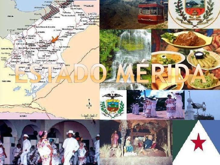 Estado MÉRIDA<br />
