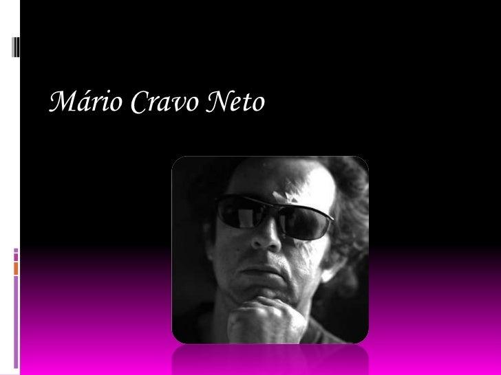 Mário Cravo Neto