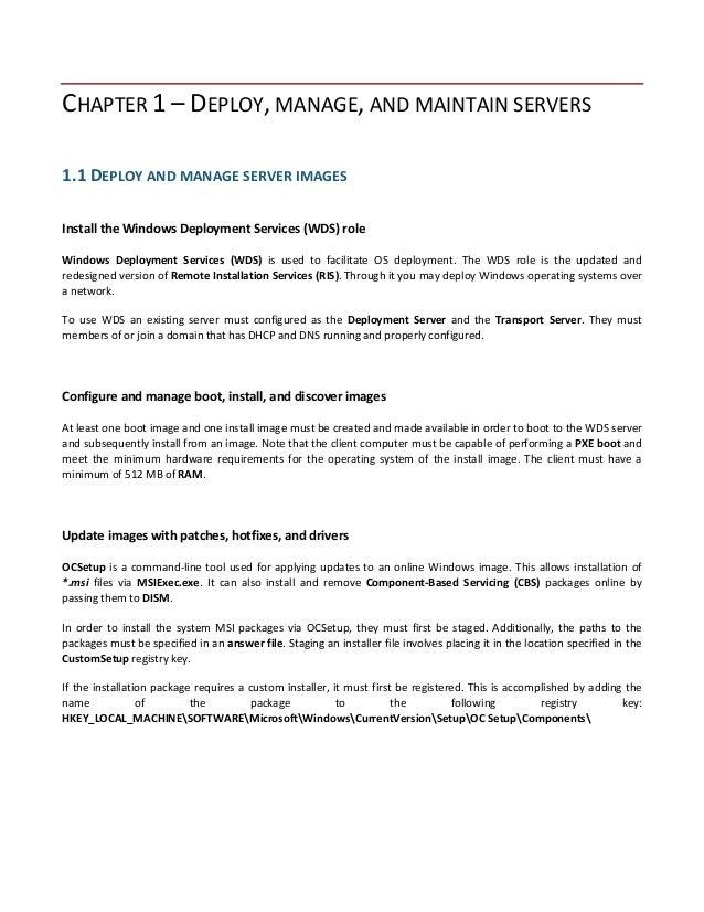 free pdf windows server 2012