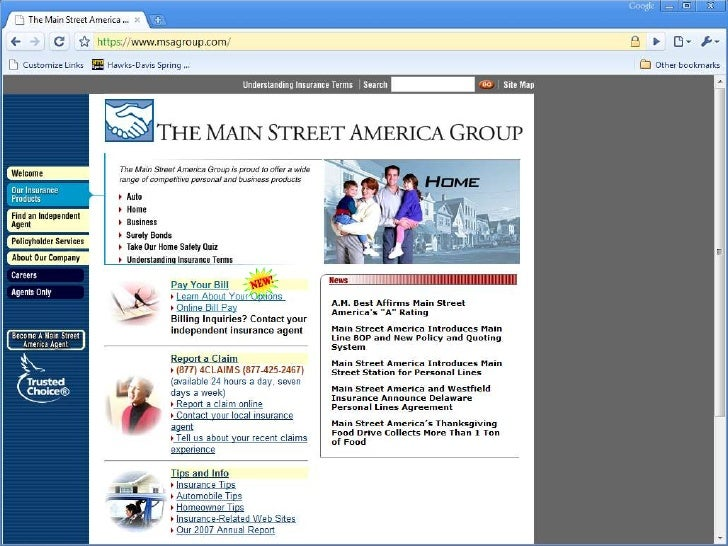 Flexibility to meet your needs    MSA Group eBill   Click here to enroll in our new freeeBill system. This system gives yo...