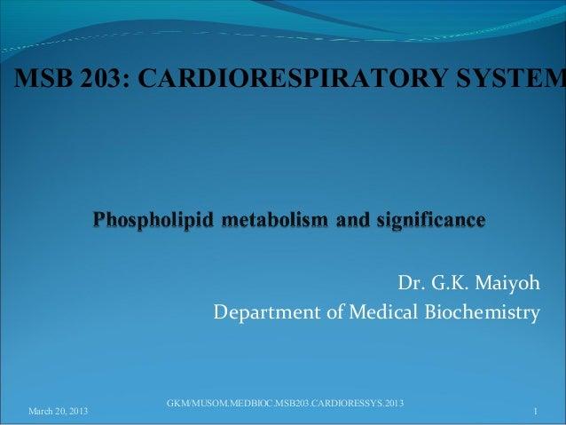Msb 203...cardio res sys.tg.pl.sl