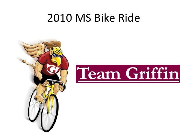 2010 MS Bike Ride<br />